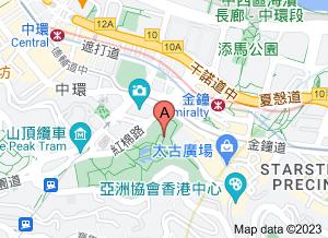 茶具文物館在 google 地圖的位置