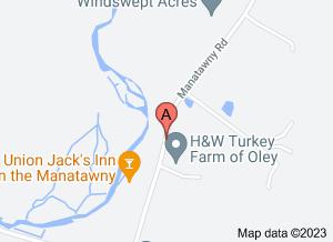 Union Jack's Manatawny Map