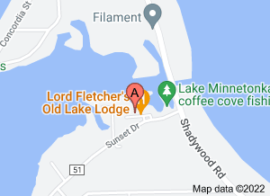 Lord Fletchers • Lake Minnetonka • Spring Park