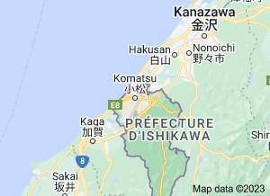 Carte de Komatsu