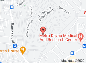 Google Map for Philippine Outsourcing