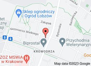 Sprawdź lokalizację naszego biura na mapie