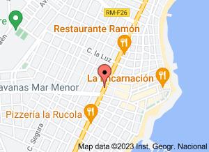 Restaurant Ramon in San Javier