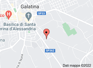 Indirizzo Oxanet: Via Monterosa, 32 Galatina - LE