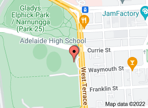Google Maps - Adelaide School of the German Language