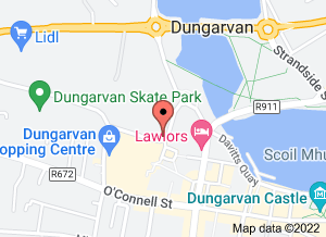 Map of SGC Dungarvan