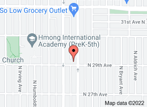 2901 Emerson Ave. N., Minneapolis, MN 55411