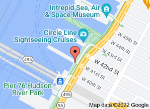 World Yacht Marina, Pier 81 w.41st Street New York, NY 10036
