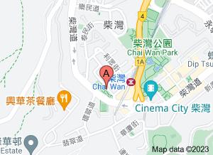 罗屋民俗馆在 google 地图的位置