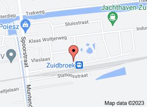 Locatie plattegrond