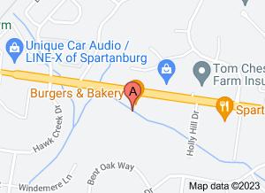 8881 Warren H. Abernathy Highway – 0.7 miles from Target in Spartanburg