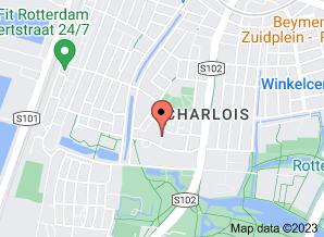 Kaartje op Google Maps