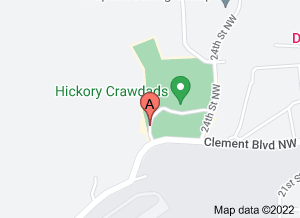 map to LP Franz Stadium