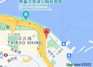 Hong Kong Film Archive location in Google Maps