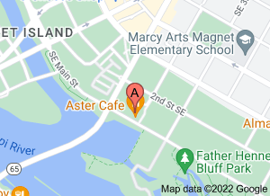 Aster Cafe • Minneapolis • Northeast
