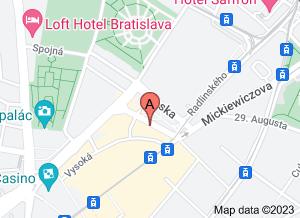 mapa OPTIK – PROMINENT s.r.o.