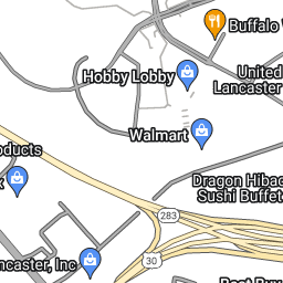 650 N Prince St, Lancaster, PA 17603 to 929 Harrisburg Pike ... Chipotle Near Me Google Maps on