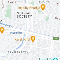 Dha 2 Islamabad Google Map