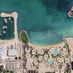 Oasis Hotel & Beach Club – Luxury Beachfront, Doha Port, Qatar