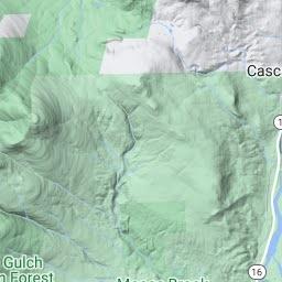 Online Topo Maps