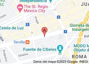 Google Map CM y A