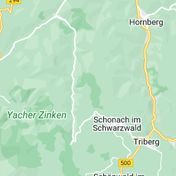 Map overview | Freiburg Tourism